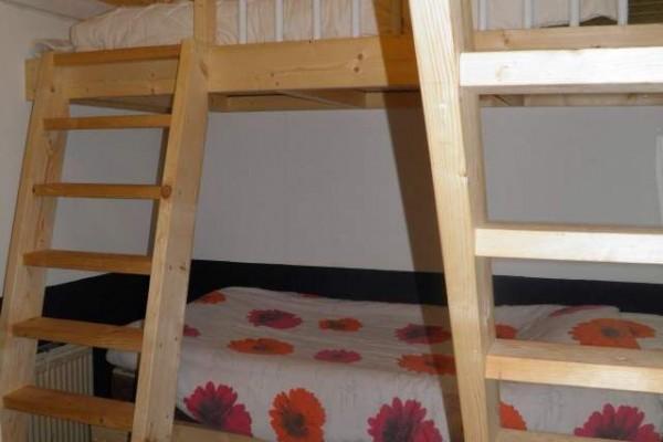 016 slaapkamer II stapelbed onder