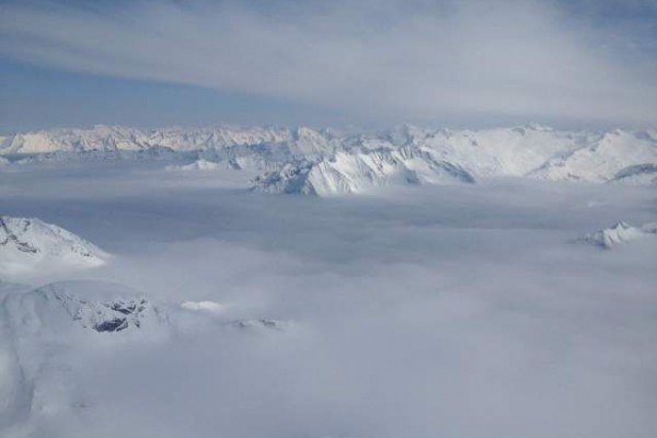 039 gletscher gefrorene wand
