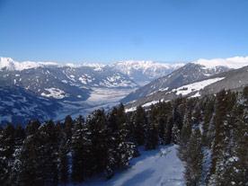 Zillertal-winter